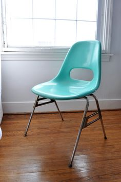 Popular Chair Style,,1960's