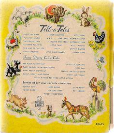 VINTAGE KIDS BOOK Mr. Grabbit a Whitman TellaTale by HazelCatkins