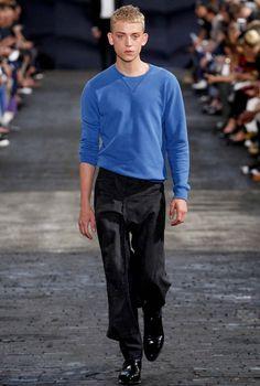 Maison Margiela offers a new twist on traditional formal attire.  #ParisFashionWeek #SS16
