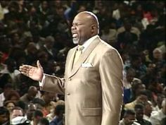 No Matter What, Serve The House 1 - Bishop T.D. Jakes