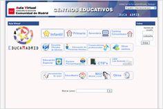 Aula Virtual de EducaMadrid
