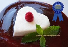 Strawberry sauce, Coeur d'alene and Sauce recipes on Pinterest