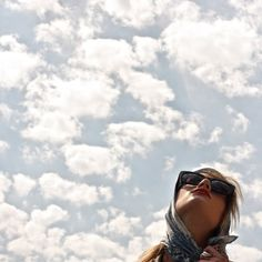 seeing the clouds