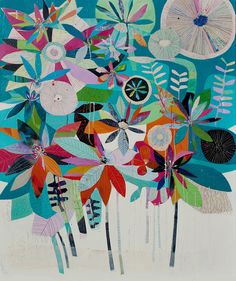 heaven beneath our feet by Tiffany Calder Kingston