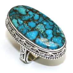 Huge Copper Blue Turquoise Silver Ring Size 8 SilverGemHut, http://www.amazon.com/dp/B009VZ9DQM/ref=cm_sw_r_pi_dp_qPU6qb0H55PV0