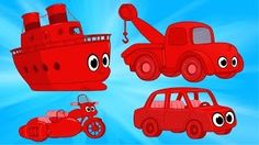Boat, Tow Truck, Car Morphle Cartoon Compilation for Kids - YouTube