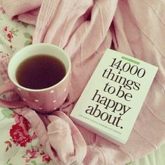 This book | There's always something to be happy about!