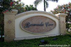 Bermuda Cove Bonita Bay Sign - OneDrive
