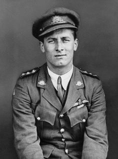 "fuckyeahhistorycrushes: Harry Cobby was an Australian pilot in World War He was the Australian Flying Corp's top ""fighter ace"" with 29 victories in less than a year of active service."