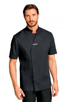 CHEF'S JACKET MANAO BLACK