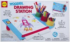 Alex Wooden Drawing Station TM