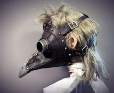 steampunk crow masks - Google Search