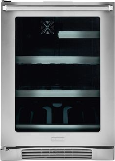 """View the Electrolux EI24BL10Q 24"""" Built-In Beverage Center with Left Swing Door at Build.com."""
