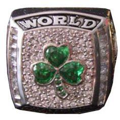 2008 Boston Celtics NBA Championship Rings Celtics Basketball, Soccer, Nba Championship Rings, Sports Illustrated Covers, Ring Of Honor, Basket Quilt, Boston Sports, Team Gifts, Sports Stars