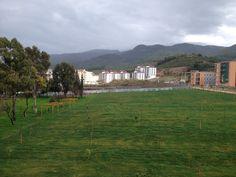 Osmaniye Korkut Ata Üniversitesi IIBF binası hızla devam ediyor