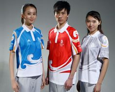 beijing uniforme olimpicos - Buscar con Google