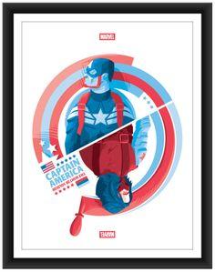 Florey- Captain America Winter Soldier