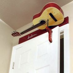 I couldn't want any one thing quite as much as I want this guitar doorbell... #Stringjoy #Geartalk #Guitarist #GearNerds #GuitarPlayer #GearWire #KnowYourTone #GuitarGear #Guitar #CleanTone #ToneForDays | Create your custom string set today at Stringjoy.com #guitar #guitars #electric #acoustic #bassguitar
