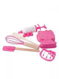 Hello Kitty Baking Starter Set For Kids