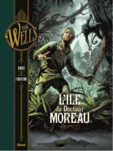 Homme invisible T2 et Docteur Moreau, la collection Wells s'étoffe  https://www.ligneclaire.info/dobbs-fiorentino-regnault-52205.html