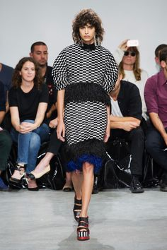 Proenza Schouler New York Spring/Summer 2017 Ready-To-Wear Collection | #NYFW