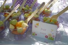 Fairy Party Birthday Party Ideas | Photo 16 of 20 | Catch My Party