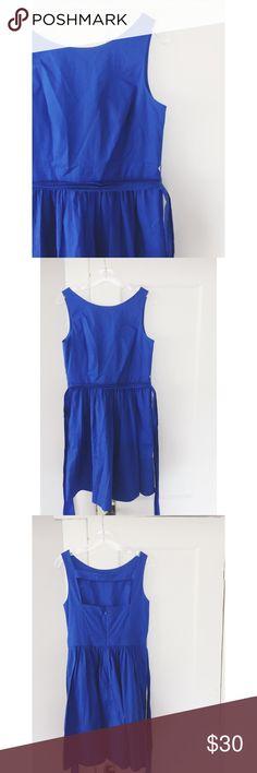 Eliza J Dress Eliza J Dress.  Royal blue in color.  Great condition.  Women's size 8. Eliza J Dresses