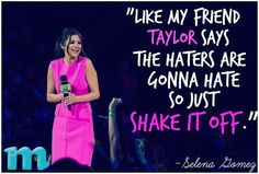 Selena Gomez Quotes, Sayings & Images - Motivational Lines, Selena Gomez quotes on life love romance education success singing lyrics music Justin Bieber Selena Gomez Cute, Selena Gomez Photos, Selena And Taylor, Taylor Alison Swift, Sabrina Carpenter, Jonas Brothers, Demi Lovato, Miley Cyrus, Shawn Mendes