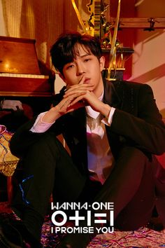 Jaehwan Wanna One  I promise you  0+1=1 Night version