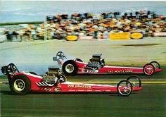 Vintage Drag Racing - Dragsters