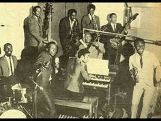 Jackie Mitto & The Soul Vendors - One Step Beyond