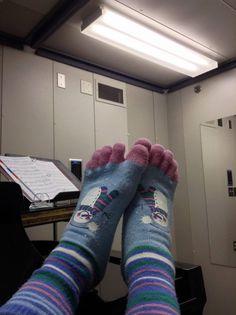 Winter socks!