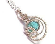 9f91add7bca876 Etsy :: Your place to buy and sell all things handmade Wire Wrapped Necklace ,