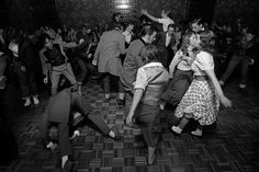Check out Chris Steele Perkins, Bradford From The Photographers' Gallery Teddy Boy Style, Teddy Girl, Teddy Boys, Fotojournalismus, Rockabilly Rebel, History Of Photography, Social Photography, Life Photography, Swing Dancing