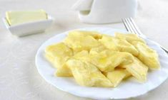 Recipe lazy dumplings with cottage cheese Sweet Recipes, Snack Recipes, Cooking Recipes, Snacks, Cheese Recipes, Healthy Recipes, Polish Recipes, Polish Food, Country Cooking