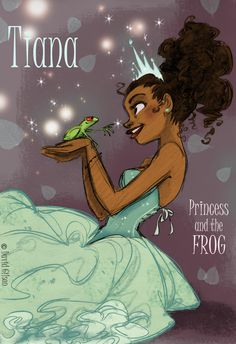 The Princess Who Turned Into a Frog