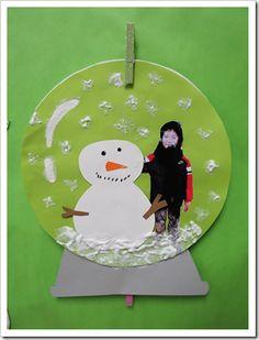 So cute for my winter theme! Preschool Christmas, Noel Christmas, Christmas Activities, Winter Activities, Winter Christmas, Preschool Winter, Kindergarten Art, Preschool Crafts, Winter Thema