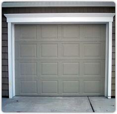 Door Header Google Search Garage Framing Trim Paint