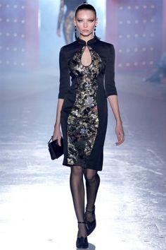 Love the styling, love the dress. Jason Wu Fall 2012 | New York Fashion Week