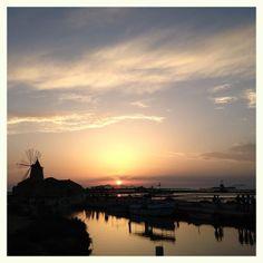 La vita italiana è bella: una australiana in Italia | Un tramonto bello a Marsala, Sicilia
