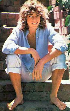 What kind of self-respecting 40-something would I be if I failed to declare my once adulation of Leif Garrett? It's a shame that he didn't have better guidance in handling his fame and career, but boy, he was a cutie.