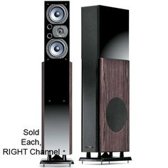 Polk Audio LSi15 Right Channel Tower Speaker (Single, Ebony) by Polk Audio. $499.00. New high definition audio formats such as Super Audio CD and DVD-Audio demand a new level of performance from today's loudspeakers. The Polk Audio LSi15 Tower Speaker is the ultimate expression of Polk Audio's mission to provide the highest quality audio products at a reasonable price. The LSi15 is a floorstanding speaker that delivers superior linearity, definition and imaging, as well as...