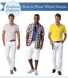 summer styles for men