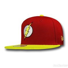 On Sale!! Flash Symbol Kids Red 9Fifty Cap