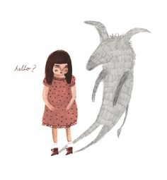 animal spirit guide by Amy Adele
