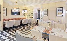 Azul e Branco A la Carte Restaurant / Restaurante A la Carte Azul e Branco  #h10duquedeloule #duquedeloule #h10hotels #h10 #lisboa #portugal