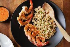 Grilled shrimp - Joseph De Leo/Photodisc/Getty Images