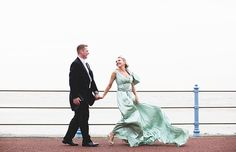 The State of Grace designs and styles for a 1920s Art Deco Inspired Wedding At The Midland Hotel In Morecambe
