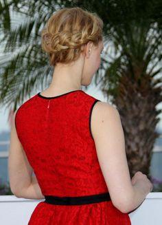 Sarah Gadon at Cannes