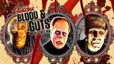 CLASSIC MONSTER MAKEUP with Rick Baker: Bonus Scene - Blood and Guts wit...